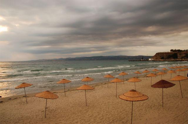 Zdjęcia: Okolice Edirne, plaża, TURCJA