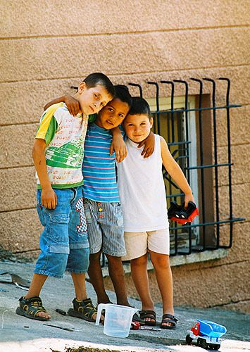 Zdjęcia: Aydin, zachodnia Anatolia, dzieci z Aydin, TURCJA
