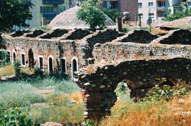 Zdjęcia: Aydin, zachodnia Anatolia, ruiny w Aydin, TURCJA