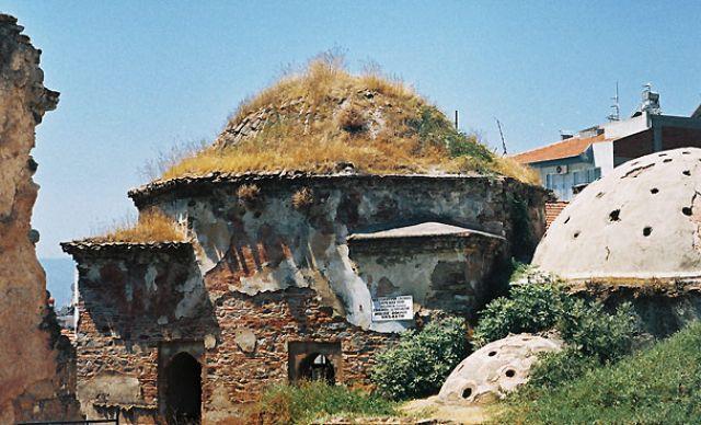 Zdj�cia: Aydin, zachodnia Anatolia, dawny hamam, TURCJA