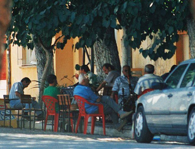Zdj�cia: Aydin, zachodnia Anatolia, popo�udniowy odpoczynek, TURCJA