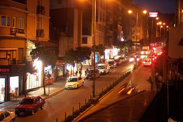 Zdjęcia: Aydin, zachodnia Anatolia, ulica w Aydin, TURCJA