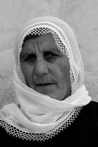 Zdjęcia: Diyarbakir, Wschodnia Anatolia, babcia, TURCJA