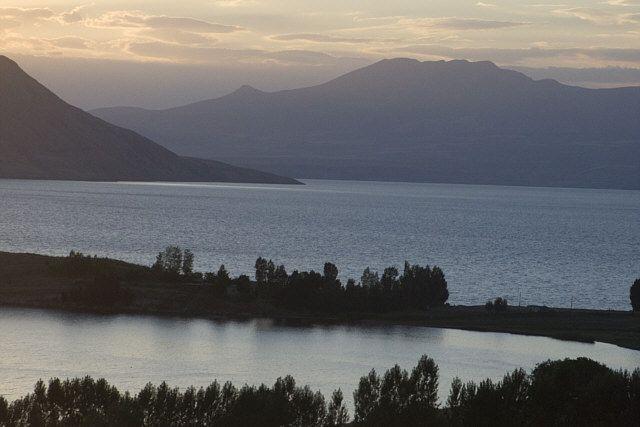Zdjęcia: Jezioro Van, Wschodnia Anatolia, Jezioro Van, TURCJA