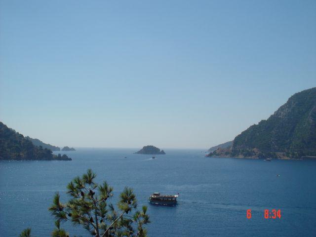 Zdjęcia: Marmaris, góry i morze, TURCJA