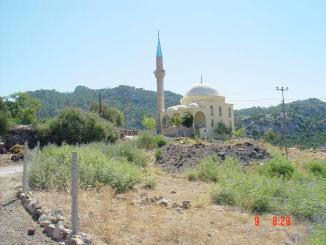 Zdjęcia: Marmaris, meczet, TURCJA
