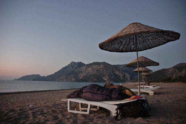 Zdjęcia: Olympos, Antalya, pensjonat pod chmurką, TURCJA