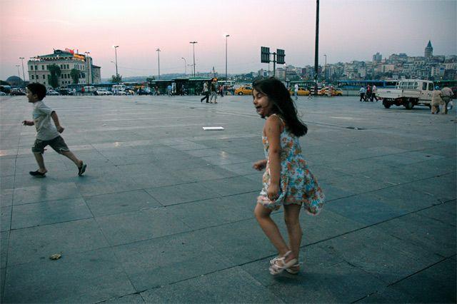 Zdjęcia: Istambuł, playground love, TURCJA