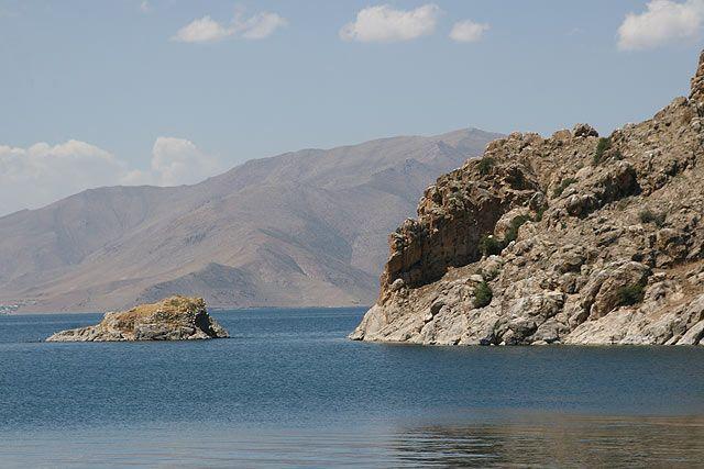 Zdjęcia: Jezioro Van, Wschodnia Anatolia, Akdamar, TURCJA