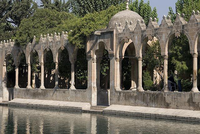 Zdjęcia: Sanli Urfa, Wschodnia Anatolia, Sanktuarium Abrahama, TURCJA