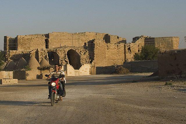 Zdjęcia: Harran, Wschodnia Anatolia, easy riders..., TURCJA
