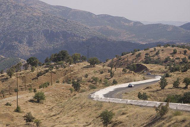 Zdj�cia: gdzie� w  Turcji, Wschodnia Anatolia, w drodze..., TURCJA