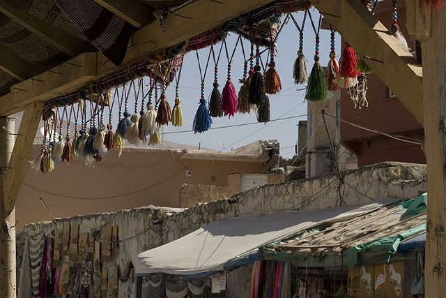 Zdj�cia: Hasankeyif, warsztat tkacki, TURCJA