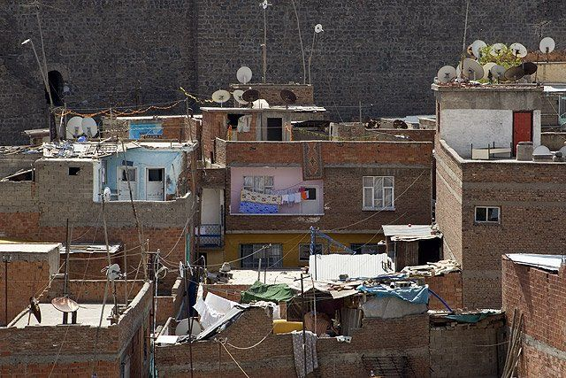 Zdjęcia: Diyarbakir, Wschodnia Anatolia, sypialnia..., TURCJA