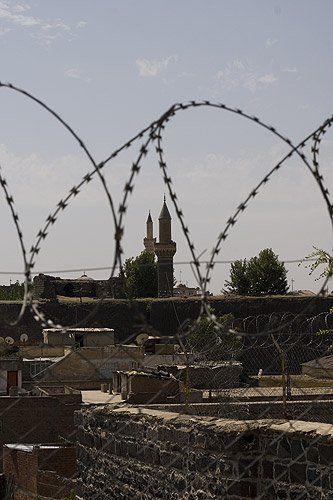 Zdjęcia: Diyarbakir, Wschodnia Anatolia, meczet, TURCJA