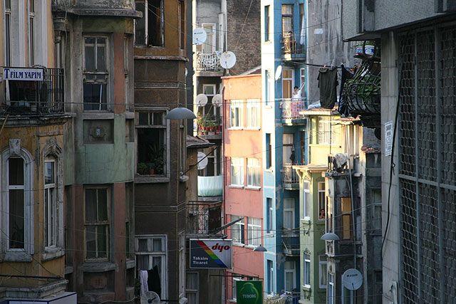 Zdjęcia: Stambuł, uliczka..., TURCJA