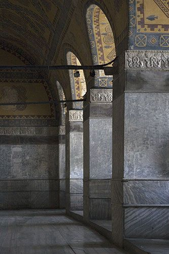 Zdj�cia: Stambu�, Hagia Sofia, TURCJA