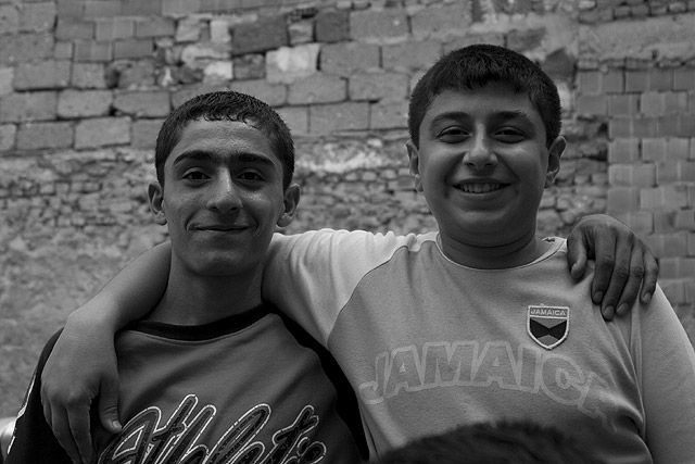 Zdjęcia: Diyarbakir, Wschodnia Anatolia, koledzy..., TURCJA