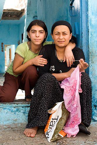 Zdjęcia: Diyarbakir, Wschodnia Anatolia, portret rodzinny :), TURCJA