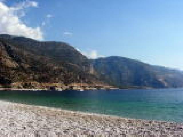 Zdjęcia: Fethiye, Turcja Egejska, zatoka Oludeniz, TURCJA