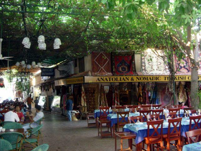 Zdjęcia: Fethiye, Turcja Egejska, na starówce tureckiej, TURCJA