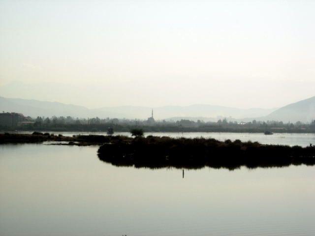 Zdjęcia: Fethiye, Turcja Egejska, poranne mgły, TURCJA