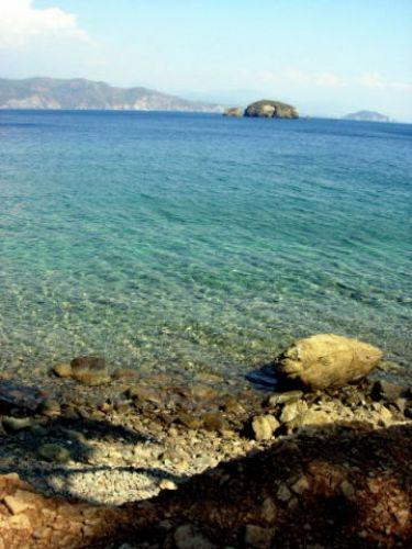 Zdjęcia: Fethiye, Turcja Egejska, kolory wody, TURCJA