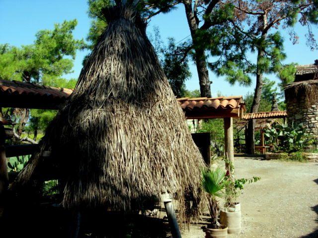 Zdjęcia: Dalyan, Turcja Egejska, murzyńska wioska, TURCJA