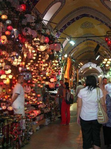 Zdjęcia: Istambuł, Wielki Bazar, TURCJA