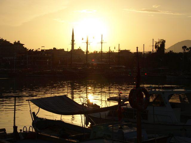 Zdjęcia: Alanya, Port turecki, TURCJA