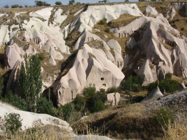 Zdjęcia: Kamienny Zamek, KAPADOCJA, TURCJA