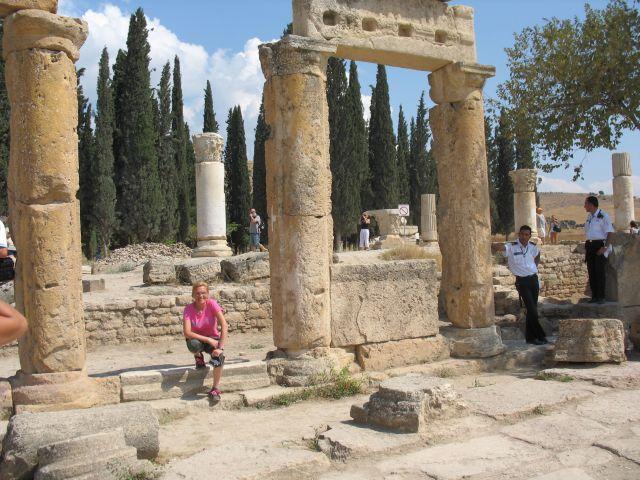 Zdjęcia: PAMUKKALE, Pamukkale, Hierapolis, TURCJA