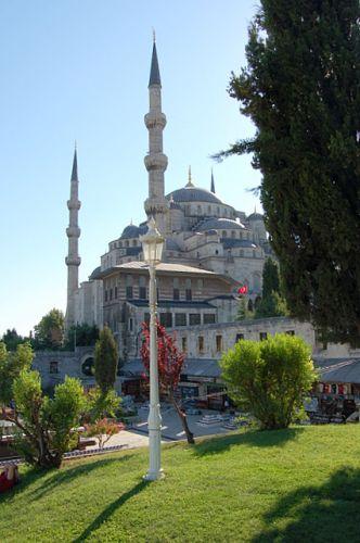 Zdjęcia: Stambul, Z innej strony.., TURCJA