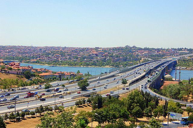 Zdjęcia: Stambuł, Autostrada, TURCJA