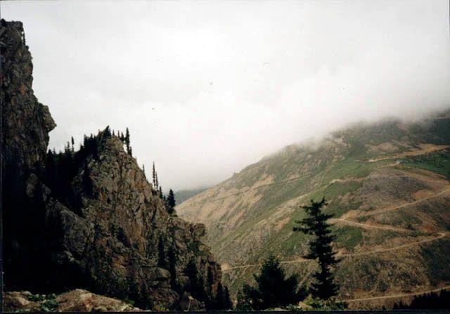 Zdjęcia: Góry Kaczkar płn.-wsch. Turcji, Góry Kaczkar, TURCJA