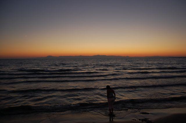 Zdjęcia: Kumkoy, Zachód...słońca , TURCJA