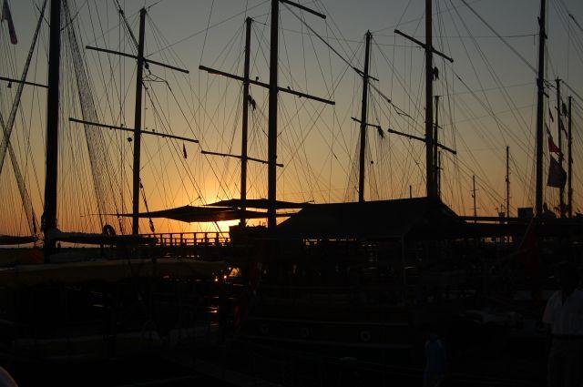 Zdjęcia: Side, Port, TURCJA