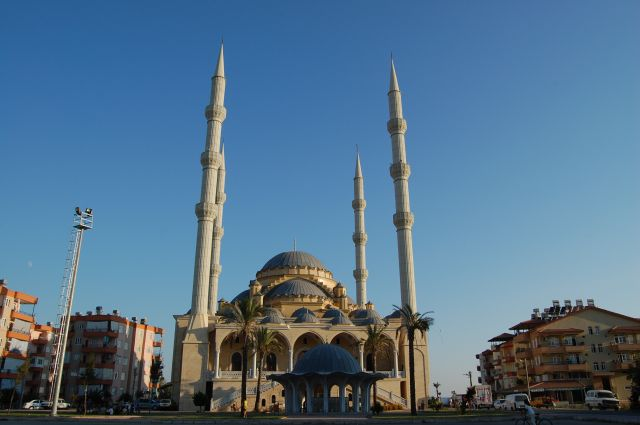 Zdjęcia: Manavgat, Meczet, TURCJA