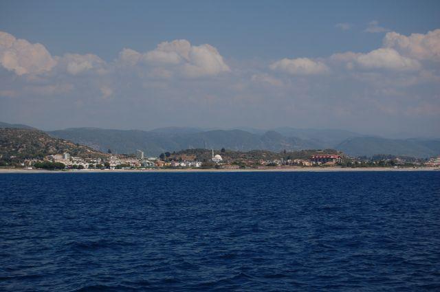 Zdjęcia: Okolice Side, Riviera Turecka, Turcja, TURCJA