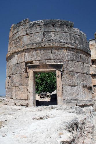 Zdjęcia: Hierapolis, Hierapolis, TURCJA