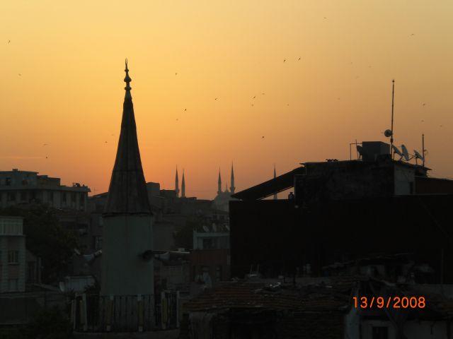 Zdjęcia: Istambuł, Istambuł, Zmierzch, TURCJA