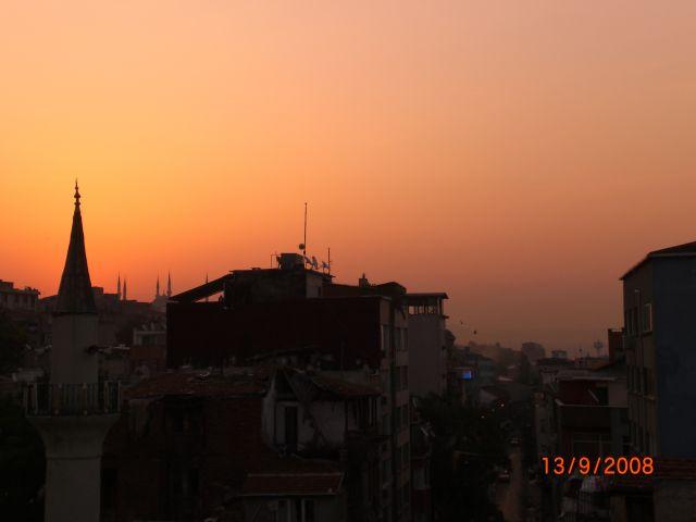 Zdj�cia: Istambu�, Istambu�, wstaje dzie�, TURCJA