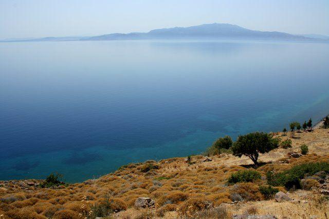 Zdjęcia: Assos, wybrzeże M. Egejskiego, idylla, TURCJA