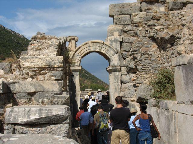 Zdjęcia: Efez, Efez, TURCJA