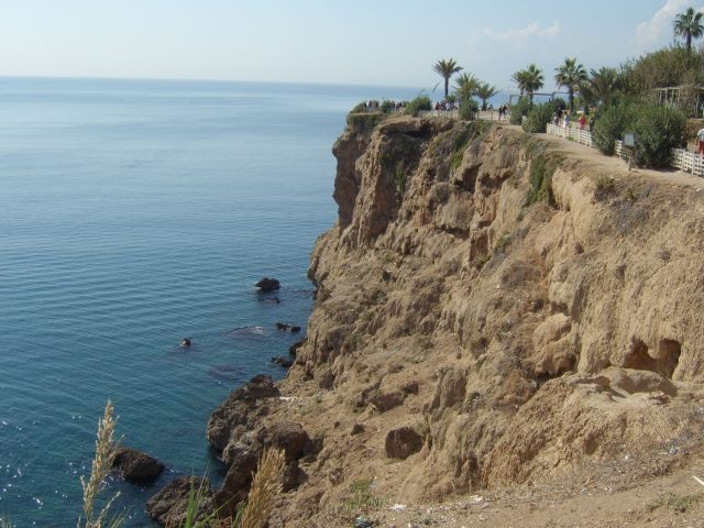 Zdjęcia: Antalya, Riwiera Turecka, Widok na morze śródziemne, TURCJA