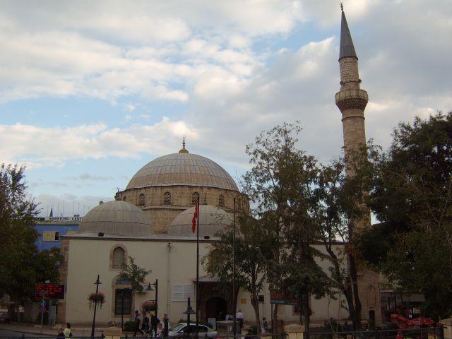 Zdjęcia: Antalya, Riwiera Turecka, Meczet, TURCJA