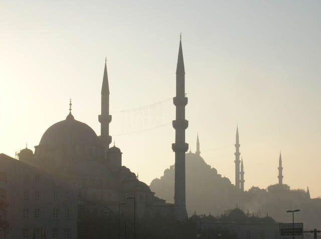 Zdjęcia: Stambuł, Turcja, meczety Stambułu, TURCJA