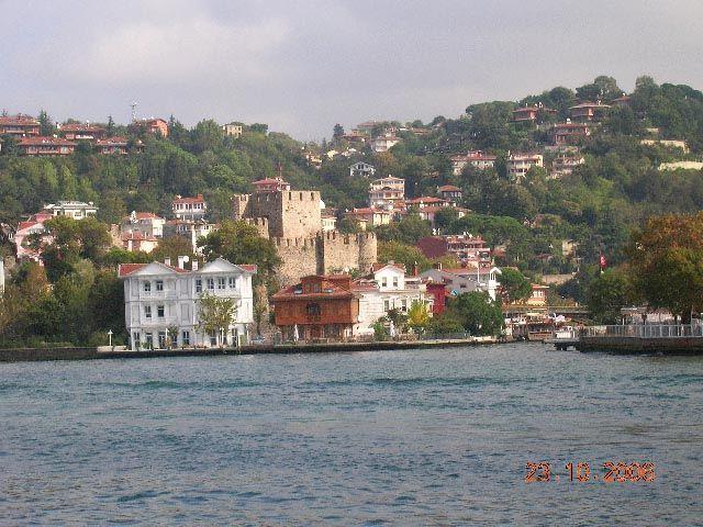 Zdjęcia: Stambuł, Turcja, bezpieczna willa, TURCJA