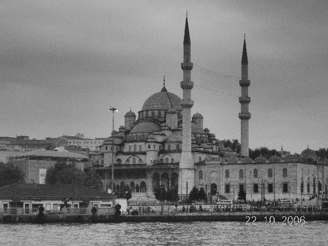 Zdjęcia: Stambuł, Turcja, Nowy Meczet, TURCJA