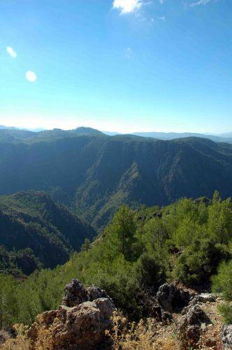 Zdjęcia: góry Mentes, anatolia, cisza..., TURCJA